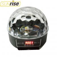 LED Magic Ball Effect Light Disco Party Bulb, Disco  DJ  LED Effect Light