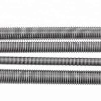 China DIN975 HDG Metric Threaded Rod Large Fastening Force Length 1000mm - 4000mm on sale