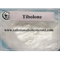 China Livial / Tibofem / Tibolone Raw Steroid Powders Acetate Synthetic Estrogenic for Anti Aging wholesale