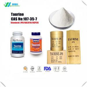 China Organic Food additive Taurine  CAS 107-35-7 Nutrition Enhancer on sale