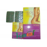 China Jimpness Beauty Fat Loss Capsule , Popular Weight Loss Pills Gmp & Fda 30 Capsule / Box on sale