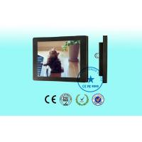 China Wall Mount Bus Digital Signage Display For Advertising , LCD Advertising player wholesale