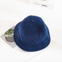China High Quality Soft Terry Cloth Fabric Customization Woven Tag Logo Winter Bucket Cap Hat wholesale