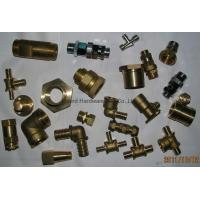 China OEM,ODM precision turned parts,NPT BSP Metric thread all available on sale