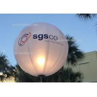 China Battery Powered DC80W 400W LED Lighting Inflatable Balloon In Corporate Event wholesale