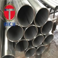 China Electric Resistant Welded Steel Tube Astm A214 Carbon Steel For Boilers wholesale