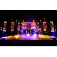 SMD Indoor Rental LED Display, HD P3.91 RGB LED Panel with High Gray Scale