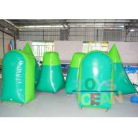 Quality Customized Inflatable Paintball Bunkers Inflatable Speedball Bunker Barriers for sale
