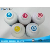 China Durable Mimaki Eco Solvent Inks ,  One Liter Odorless Solvent Based Inkjet Ink wholesale