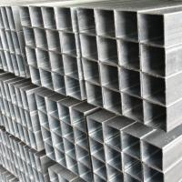 China China factory price (40X40mm) Square Pre Galvanized Steel Tube (use for shell frame) on sale
