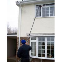 China 11 - section 60FT 55MSI High Modulus Carbon Fiber Pole carbon fiber window cleaning pole on sale