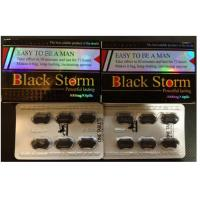Wholesale Black Storm Male Enhancement Capsules For Men Penis Enlargement from china suppliers