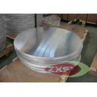 China Oxygen Free Coated Aluminium Circle Plate For Pressure Cookware on sale