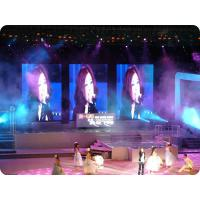 China 2R1G1B P37.5 DIP Curtain LED Screen Display For Stage , HD Large LED Display wholesale