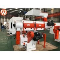 China 250mm Ring Die Animal Feed Pellet Machine With Siemens Motor And SKF Bearing wholesale