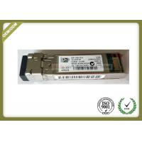 China LC Connector Fiber SFP Module 10G Datarate For 10km Transmission on sale