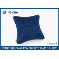 China Comfort Home Decorative Traditional Memory Foam Pillow , Fashion Throw Cushion on sale