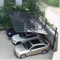 China outside garage which is a sunshine shading,DIY making,30cm thickness snow compressive resistance wholesale