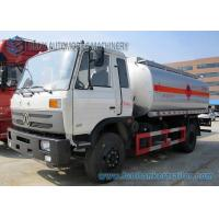 Multifunctional 180hp 10m3 4x2 Carbon Steel Tanker Truck Dongfeng Truck