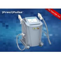 China Painless IPL Hair Removal Equipment For Beauty Salon With Flyer Point Mode wholesale