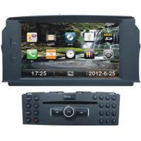 China Digital Car DVD Systems with Radio RDS for Mercedes Benz C200 BNZ-7804GD on sale