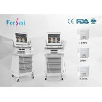 Wholesale ultherapy painfree best facial firming devices ultrasonic facial machine chin lift without surgery from china suppliers