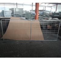 China Gate I Stay 8' (2400mm) - Mesh Metal Farm Gates livestock Brisbane Pick up wholesale