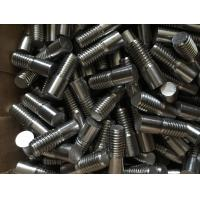 Quality Stainless Steel 316Ti UNS S31635 1.4571 Hex Bolt Stud Bolt Thread Rod for sale