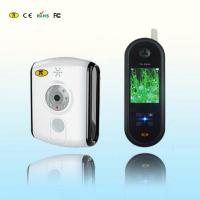 China Touch Screen Infrared Colour Wireless Video Door Intercom For Home Security on sale