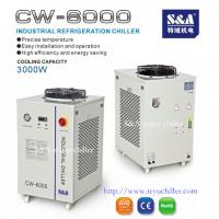 China Recirculating water cooler for CNC Woodworking Machine on sale