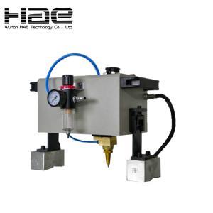 China VIN Portable Pneumatic Dot Peen Marking Machine , Electric Marking Machine wholesale