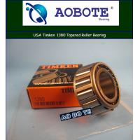 China USA Timken Taper Roller Bearings with High Speed ISO 9001 Certificering wholesale