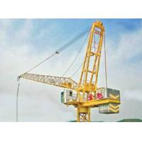 China Customized Topkit Tower Crane , Construction Crane Machine Jib Boom Length 60m wholesale