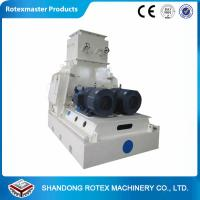 China 55kw Power Biomass Wood Sawdust Hammer Mill Grinder With High Capacity wholesale