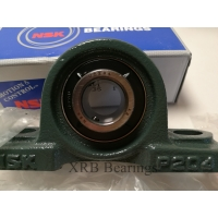 China Agricultural Machinery Pillow Block Bearing Unit Cast Iron Insert Ball Bearing With Housing on sale