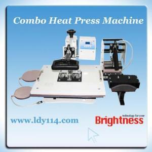 China Combo Heat Press Machine (4in1, 5in1, 6in1, 8 in 1) wholesale