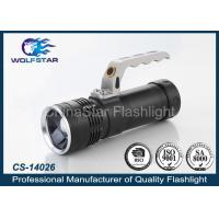 China 5 W hunting Aluminum alloy CREE LED Spot Flashlight with 3 Modes wholesale