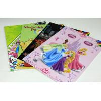 China Home Recyclable Saddle Stitch Book Binding , Children Story Book Printing wholesale