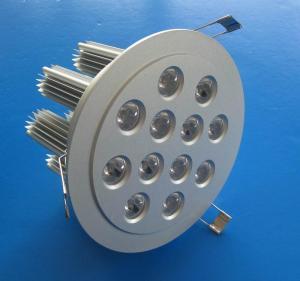 Quality Energy saving 36Watt LED Downlight Fixtures 85V - 265V AC for ceiling lighting for sale