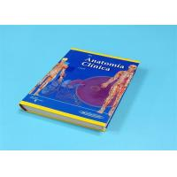 China Thickness Hardcover Book Printing Services with 1088 Pages Sewing Binding A4 Size wholesale