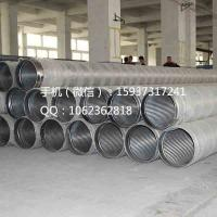 China Mild steel galvanized wedge wire screens/johnson screens China supplier wholesale