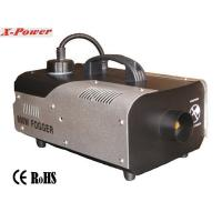 China Commercial Stage Fog Machine 900W CE/ROHS Approved Wire Wireless Control For TV Studios   X-06 wholesale