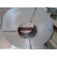 China High Strength Pack Metal Strap Bander , Stainless Strap 0.5mm*50mm Galvanized wholesale