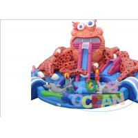 China Kids Inflatable Water Park wholesale
