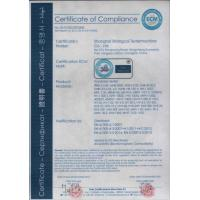 Shanghai Shangcai Testermachine Co. Ltd. Certifications