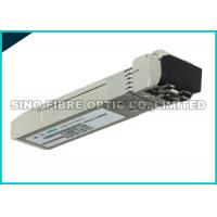 China LC Multimode Fiber Optic Transceiver Cisco 10GBASE-SR SFP+ Module 300 Meters wholesale