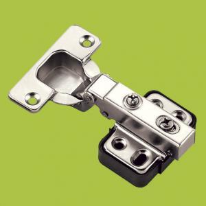 free samples furniture hardware cold-rolled steel hinge  half-overlay