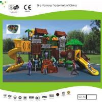 China Tree House Series Outdoor Indoor Playground Amusement Park Equipment (KQ10053A) wholesale