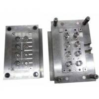 China OEM PVC Plastic Injection Mould , Plastic Extrusion Profile Case Cover wholesale