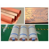 China 12 micron EDCU electrolytic copper foil single side matte with width 530 mm for Samsung mobile phone wholesale